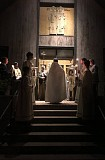 Paschal Matins begins -- Pascha Night 2016